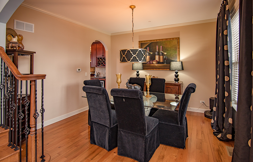 7227 Lenox Court Long Grove IL Dining Room