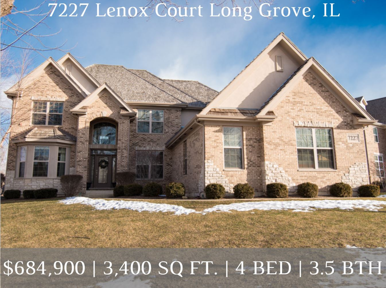 7227 Lenox Ct Long Grove IL Blog Post