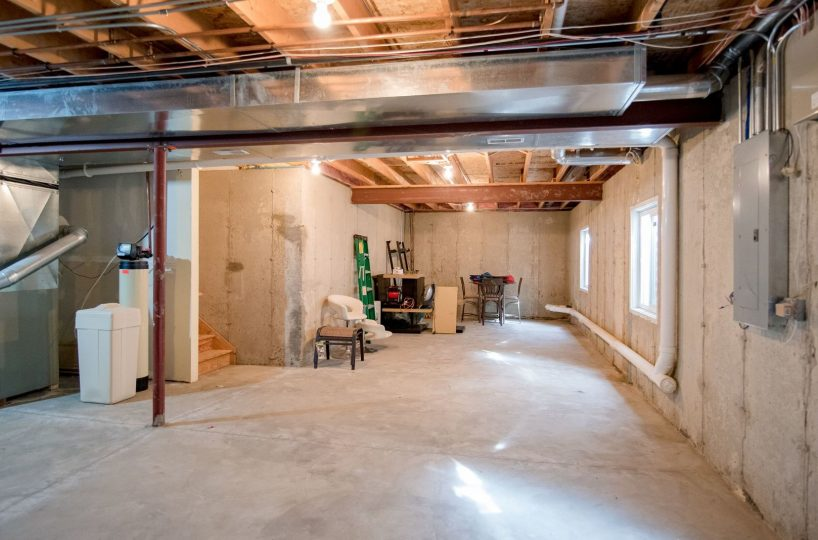 1134 Walker Court Antioch Illinois-Basement