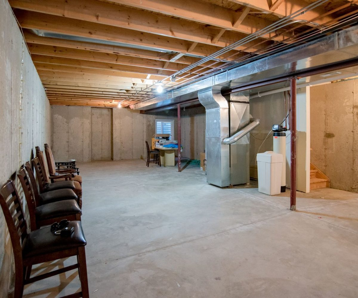 1134 Walker Court Antioch Illinois -Basement2