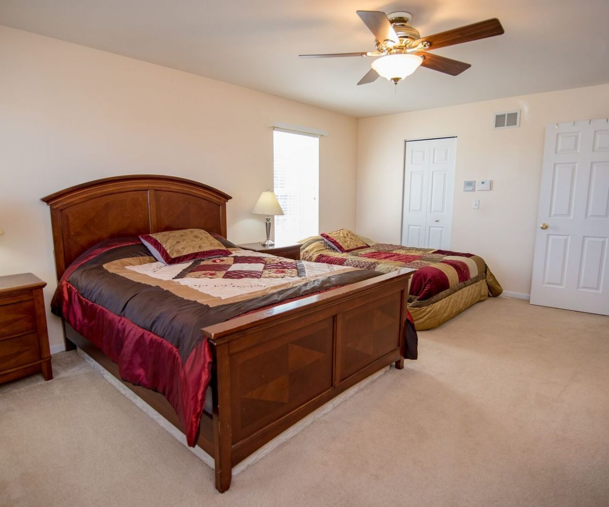 1134 Walker Court Antioch Illinois -Bed 3