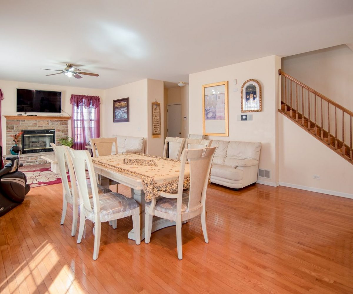 1134 Walker Court Antioch Illinois- Dining 2