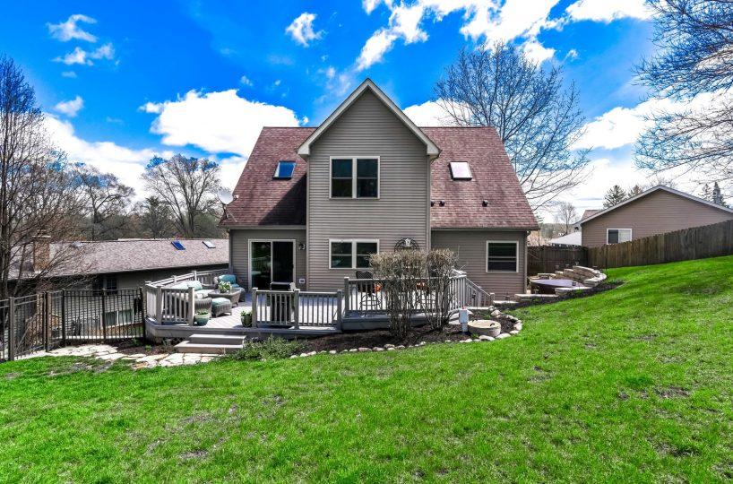 David Harney Real Estate 25868 Simon Ct Antioch IL Back Exterior3