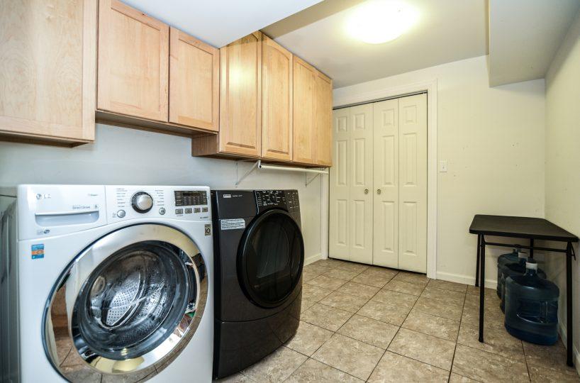 David Harney Real Estate 25868 Simon Ct Antioch IL Laundry