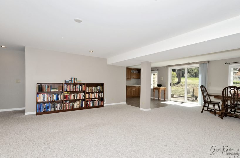 David Harney Real Estate 642 Edelweiss Antioch IL Basement2