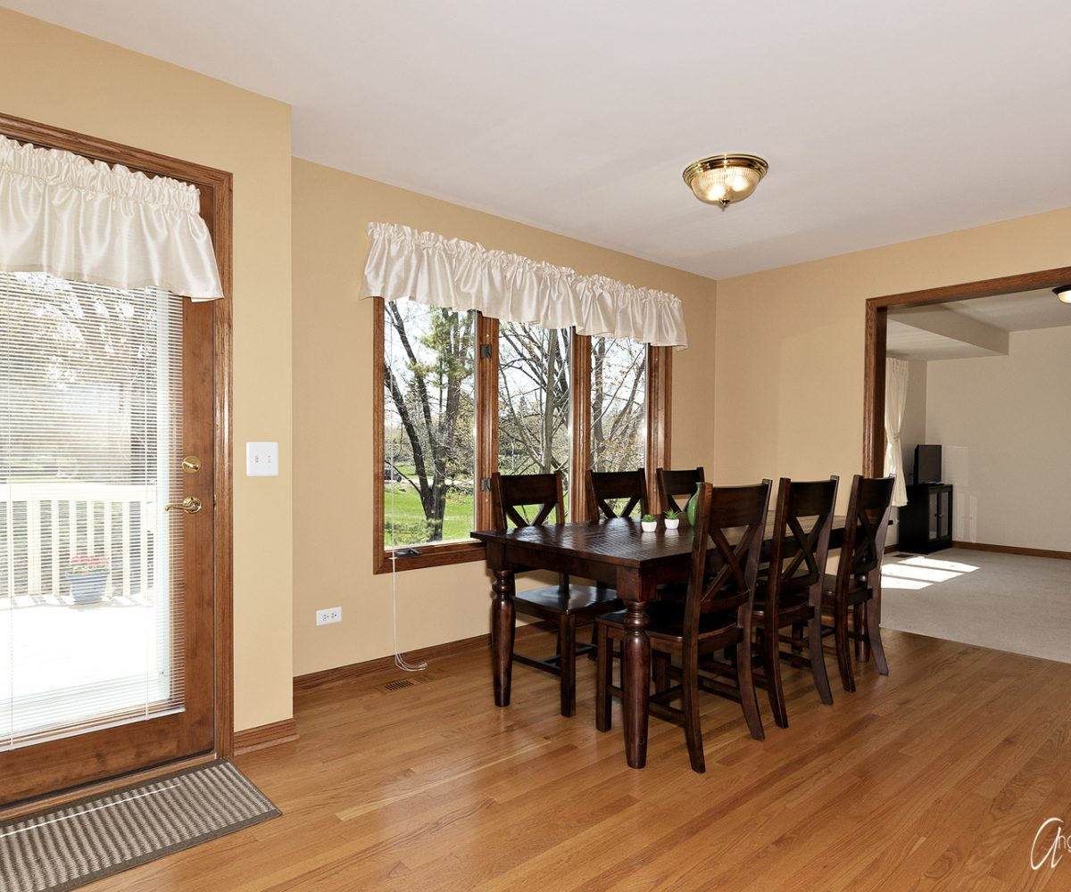David Harney Real Estate 642 Edelweiss Antioch IL Dining Room