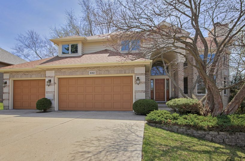 David Harney Real Estate 642 Edelweiss Antioch IL Front Exterior