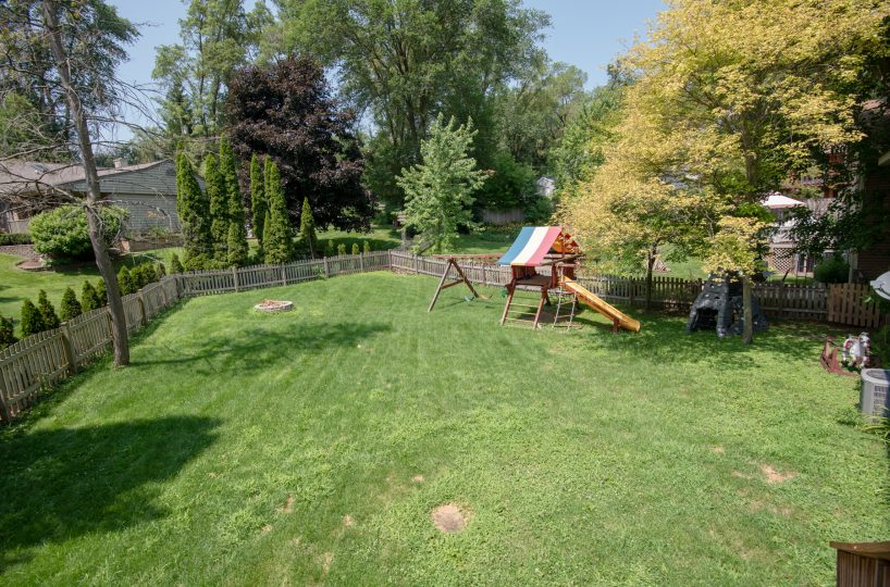 39540 Channel View Dr Antioch IL Back Yard David Harney Real Estate