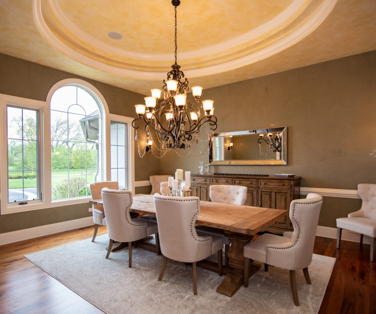 2641 Sanctuary Long Grove IL David Harney Real Estate Dining Room