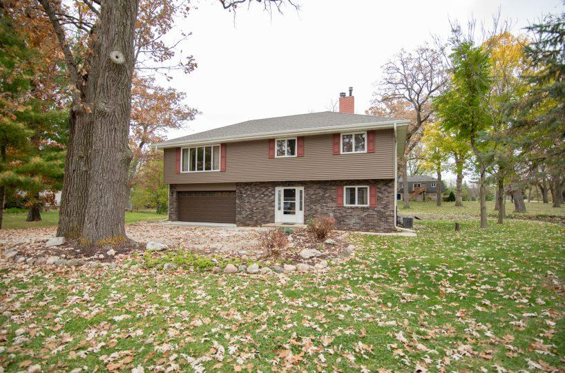3158 Lakeshore Dr Twin Lakes WI Exterior 2 David Harney Real Estate