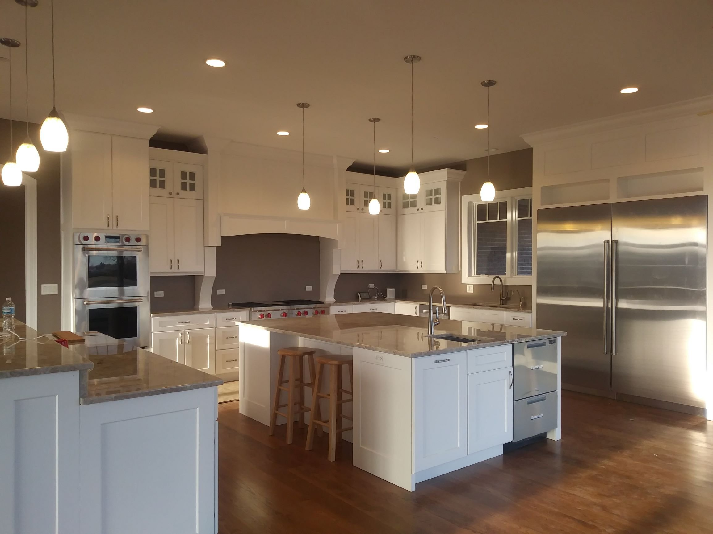 David Harney Kitchen Cabinets Enclave Ln Lake Barrington IL