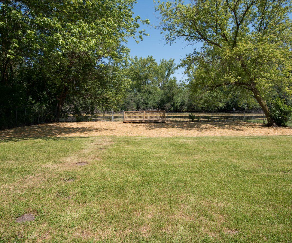 David Harney Realtor Oak Ave Antioch IL Yard
